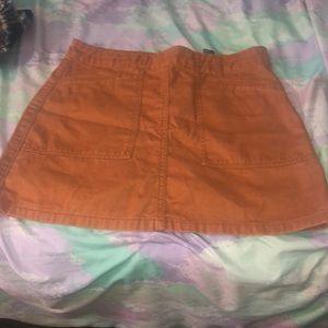 Worn once Mini skirt